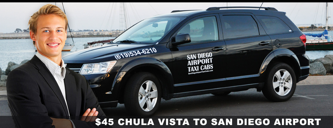 Chula Vista Airport Transportation Services