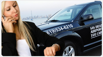 Call San Diego Airport Taxi Cabs